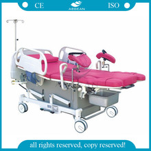AG-C101A01 Imported motor with CE ISO birthing table