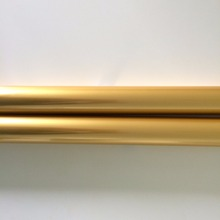 matte gold color hot stamping foil for paper ,lamination and plastic