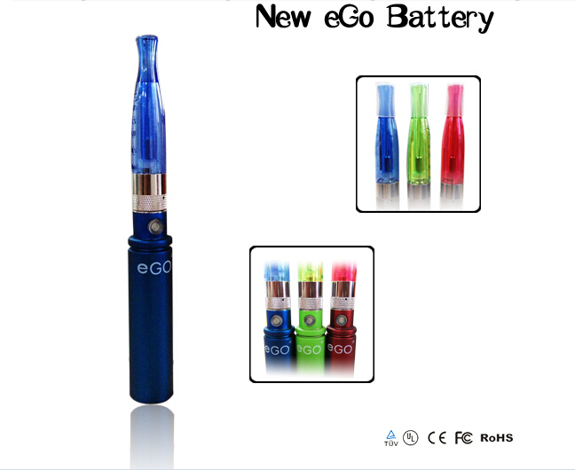 2016 China wholesale Supplier Most Popular E Cig 2200mah Kgo Battery Ego vape mod