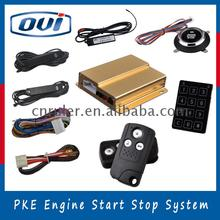 Custom Logos PKE Remote Controller Password lock electronic security system