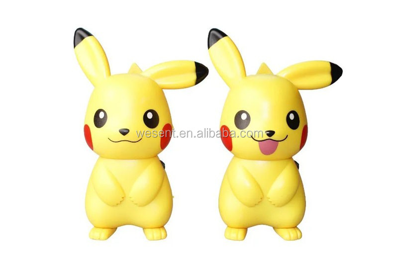 Pikachu stereo wireless bluetooth speaker electronic gift item for kids