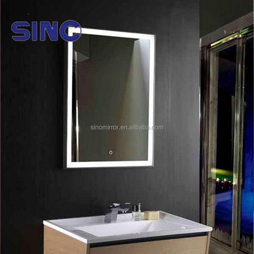 Ce ul hotel led backlit bathroom mirror buy bathroom mirror led backlit glass bathroom mirror - Consider buying bathroom mirror ...