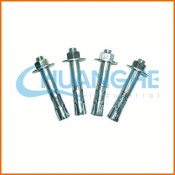 Made in China telescoping screw pole