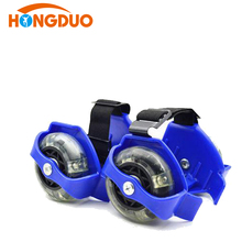 2017High quality flashing roller skate wheels for kids and adlut
