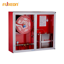 Good quality fire suppression systems extinguisher fiberglass hose cabinet