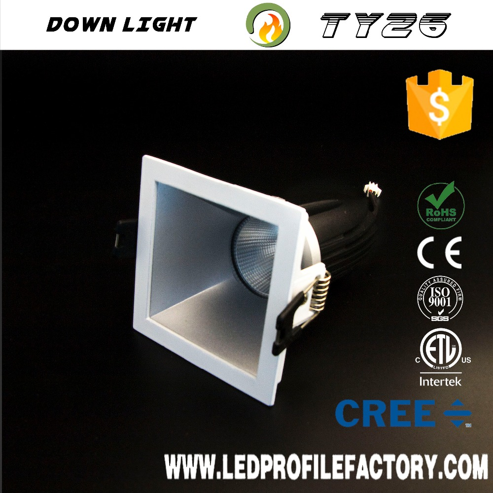 TY26 Led Spot Lamp, 12V Gu10 Recessed Led Spotlight Lamp, Led Spot Light Fixture Price
