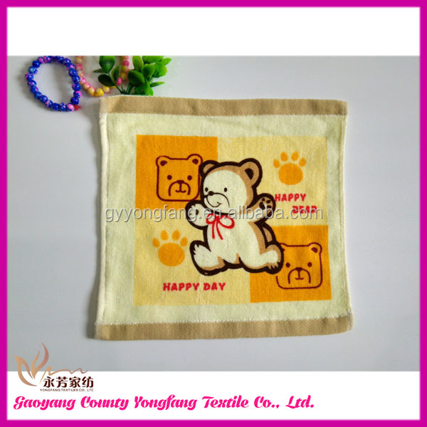 Child cotton handkerchief wholesale