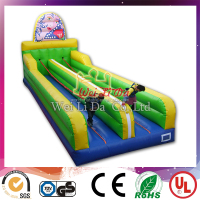 Sport Entertainment Inflatable Tumble Track With