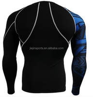 Wholesale running tights compression shirts jogging suits