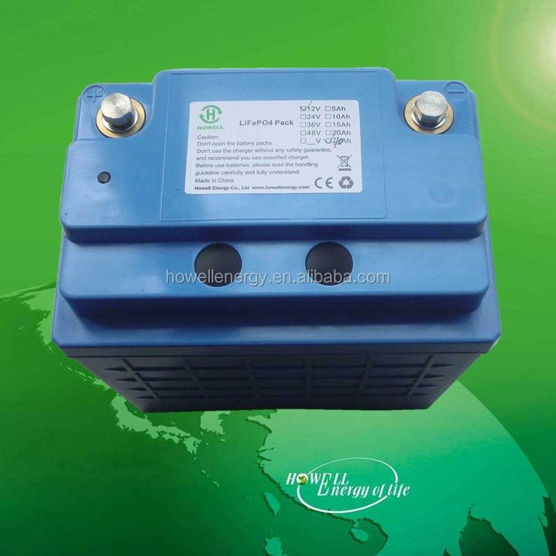 Lithium iron phosphate battery 12V 40Ah