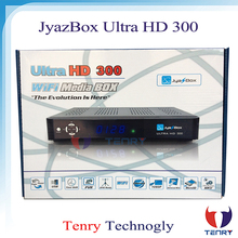 Jynxbox HD Ultra 300 FTA Satellite TV Receiver With JB200 Wifi adapter Jynxbox Ultra 300 for north america