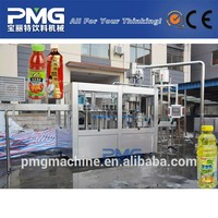 PMG new updated orange juice making and bottling machine