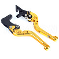 High quality CNC aluminium alloy motorcycle brake clutch lever for Bajaj Pulsar Series