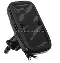 Waterproof Bag Case Holder Mount Stand Pouch Bike Bicycle Motorcycle For Samsung Galaxy S3 i9300/S4 i9500