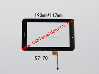 High Quality 7.0 inch Tablet MID Replacement Part for touch screen S7-701 HMCF-070-0880-V5
