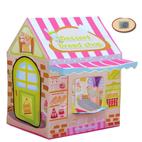 Prince Or Princess Summer Palace Castle Children Kids Play Tent House Indoor Garden Toy Playhouse Beach Sun Tent Boys Girls