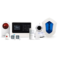Stable work Wifi Home Anti-theft Alarm System & smart alarm support smart socket/scene&IFTTT setting for home automation