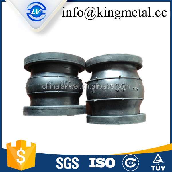 flexible single ball rubber expansion joint supplier