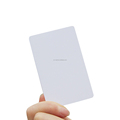 125KHz Programmable Rewrite T5577 rfid proximity plastic blank rfid cards