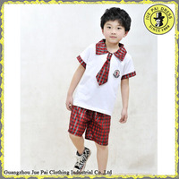 NEW ARRIVAL! new fashion little boys school uniform