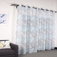 2018 hot sale design shower fabric curtain jacquard curtain