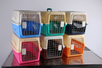 China factory wholesale Airline approved transport pet cage, dog crate, dog kennel