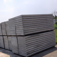 Quick Install Easy Install EPS Cement Sandwich Panel with Economize Manpower
