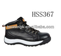 Outdoor Sport Active Metal Toe Protection MENS Cross Country Hiking Shoes Factory