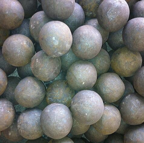 Forged Steel Grinding Balls For Mining & Ball Mill