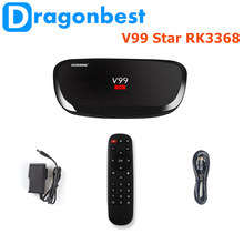 2017 Brand new V99 Star RK3368 2G 16G android tv box motherboard Exported to Worldwide Android 5.1 Smart TV Box
