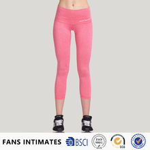 SGS audited factory ladies gym camel toe leggings for usa market