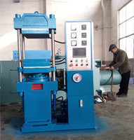 China rubber vulcanizing press machine rubber machines for business