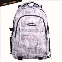 jeans backpack for school outdoor stylish packs laptop bags