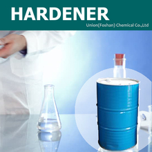 Low free TDI polyisocyanate hardener for wood paint