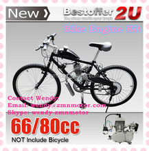 gasoline bicycle engine ki/80cc motorized bicycle engine kit