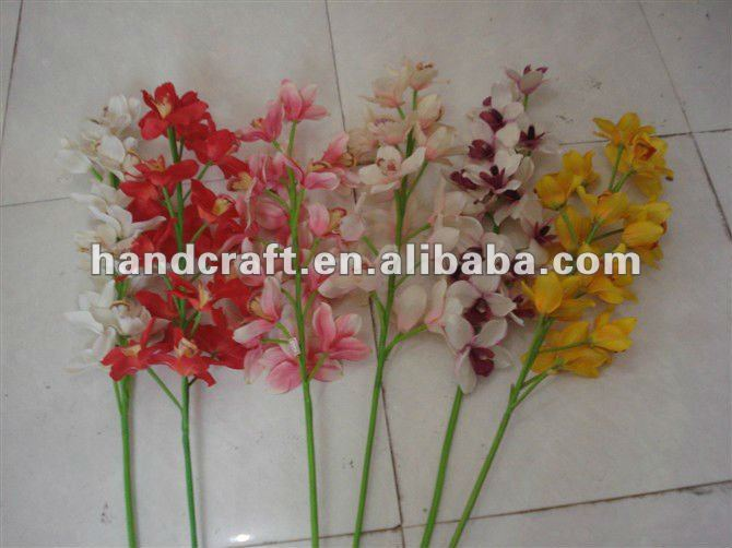 artificial coral flowers