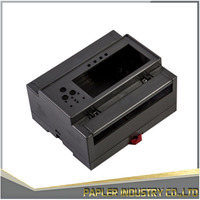 Customed Din Rail Plastic Box Electronic