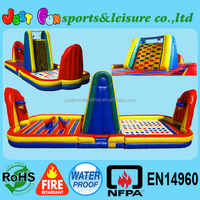 USA hotsale inflatable sport games,inflatable sticky wall,inflatable fighting game