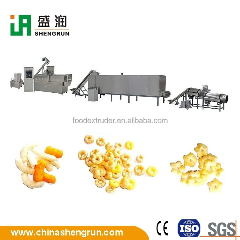 grain snack foodstuff equipment