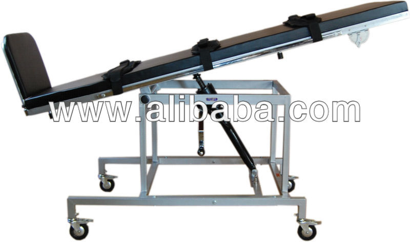 TILT TABLE Physiotherapy Equipment