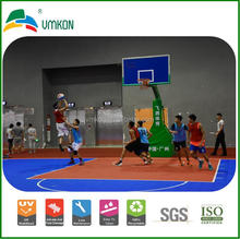vmkon mobile street basketball outdoor court pp splicing floor vsa-303010