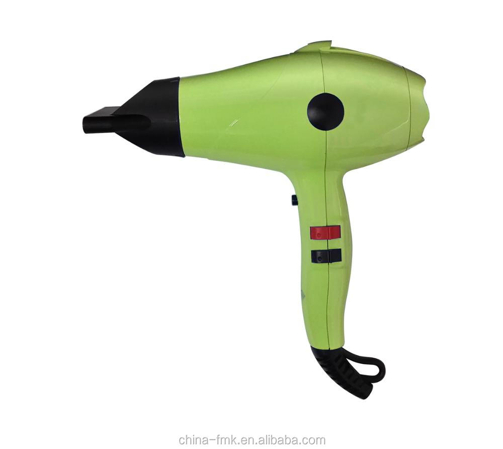 Fashion Professional DC & AC Motor Household Hair Dryer manufacturer with Ionic function