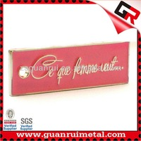 Super quality Classic name badge/name plate