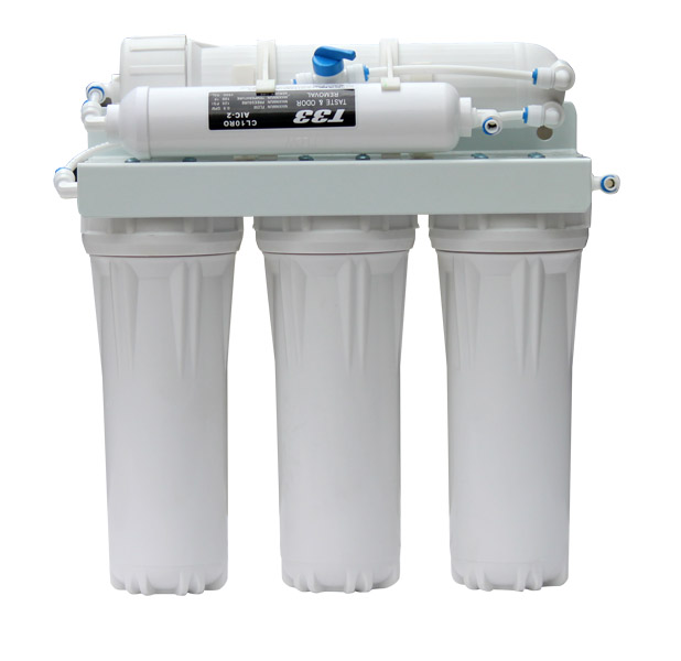 5 Stages reverse osmosis Salt Free Family Small Water Purifier