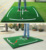 Golf Mat 1.5*1.5m golf hitting pad Outdoor and indoor backyard 3D mat