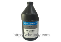 Medical Plastics and Metal Bonding uv glue WQ0101