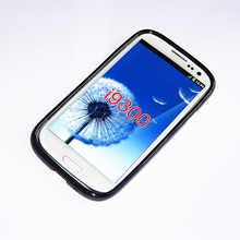 Soft For Samsung Galaxy S3 i9300 TPU Bumper Phone Protect Shell