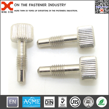 Customized professional good price of thumb screw