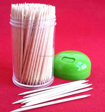 hot sale high quality plastic angled toothpicks