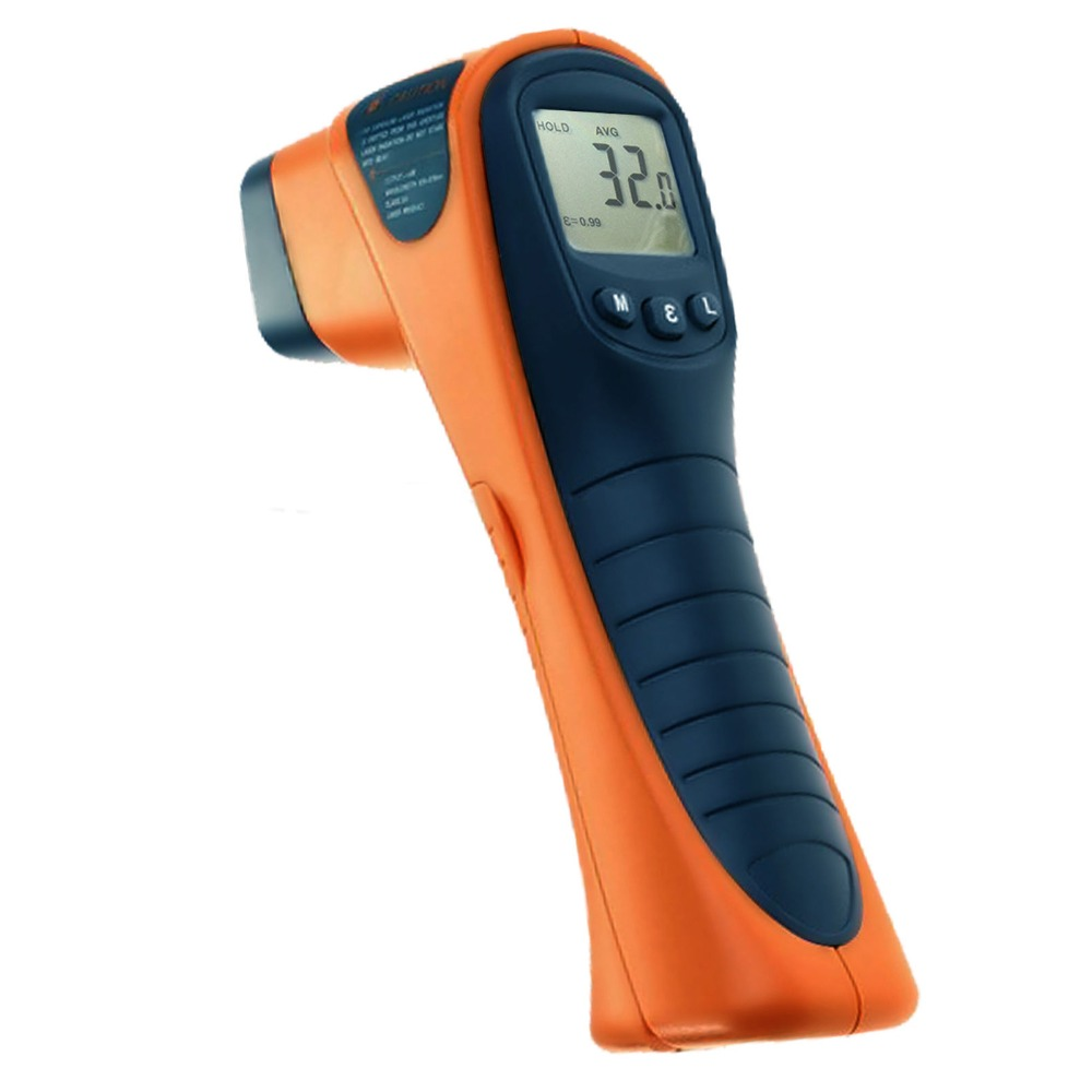 Non-Contact IR Thermometer -13~<strong>1040</strong> F -25~560 <strong>C</strong>, 12:1 DS